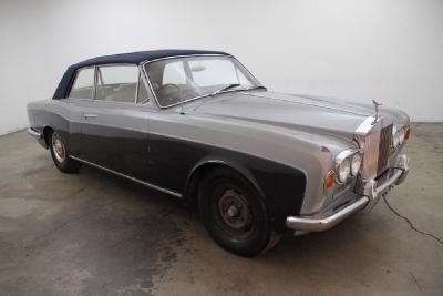 1966 Rolls Royce Silver Shadow Coupe RHD