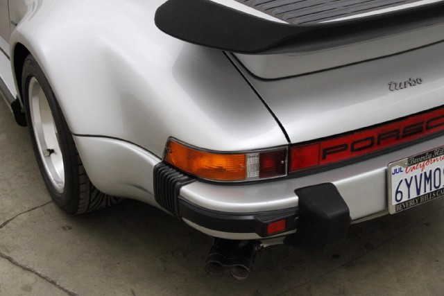 1980 Porsche 930 Turbo Sunroof Coupe Slantnose Conversion