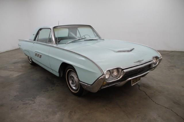 1963 Ford Thunderbird & 1963 Ford Thunderbird | Beverly Hills Car Club markmcfarlin.com