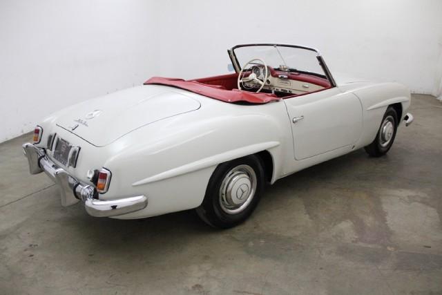 1955 mercedes benz 190sl roadster beverly hills car club for 1955 mercedes benz 190sl