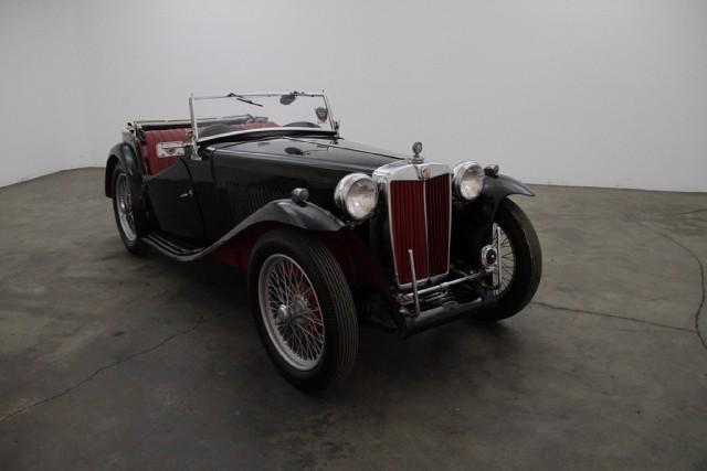 1948 MG TC Convertible