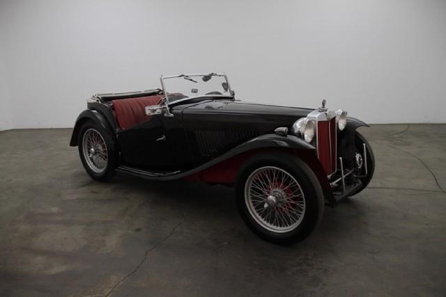 Used 1948 MG TC Convertible | Los Angeles, CA