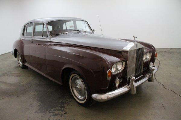 1964 Rolls Royce Silver Cloud III Left Hand Drive