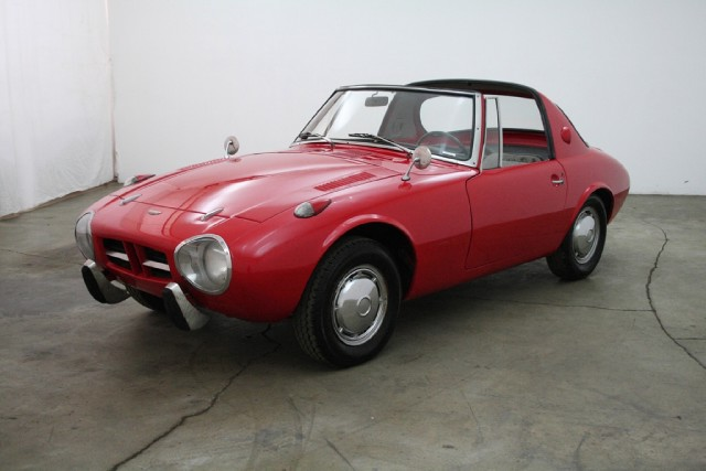 Used 1965 Toyota S800 Left Hand Drive | Los Angeles, CA