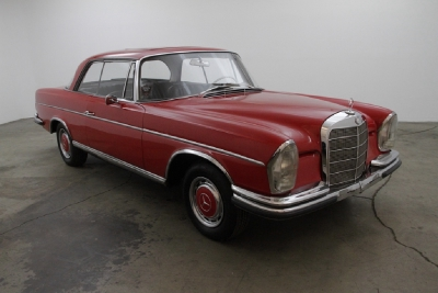 1965 Mercedes-Benz 220SE Coupe