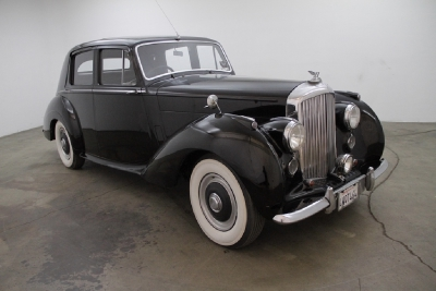 1954 Bentley R-Type Right Hand Drive