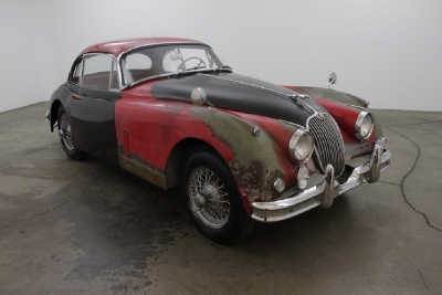 1959 Jaguar XK150S Fixed Head Coupe