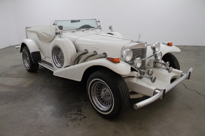 1978 Excalibur Series 3 Roadster