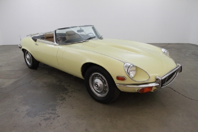 1972 Jaguar E-Type Roadster V12