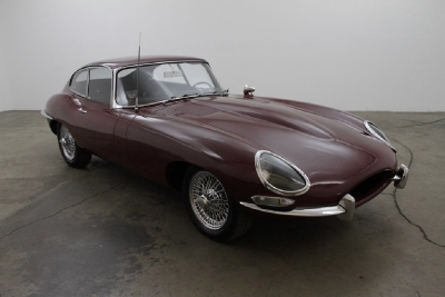 1965 Jaguar XKE Fixed Head Coupe