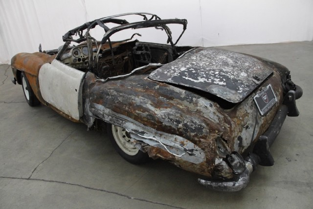 Used 1961 Mercedes-Benz 190SL  | Los Angeles, CA