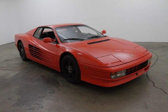 1987 ferrari testarossa coupe beverly hills car club. Black Bedroom Furniture Sets. Home Design Ideas