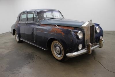1960 Bentley S2 Left hand drive
