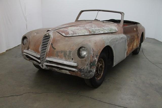 Used 1946 Alfa Romeo 2500 6C Sports Cabriolet by Pininfarina   Los Angeles, CA