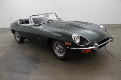 1969 Jaguar XKE Series 2 Roadster