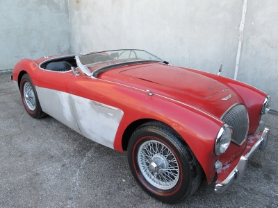 1954 Austin-Healey 100-4  width=