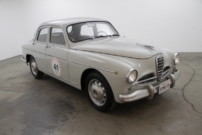 1958 Alfa Romeo 1900 Berlina width=