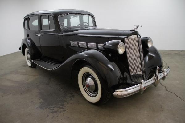 1937 Packard 1500 Super 8