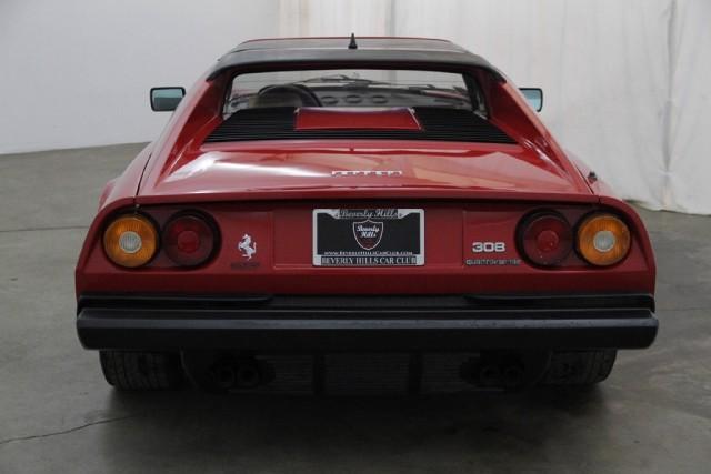 Used 1985 Ferrari 308 GTS   Los Angeles, CA