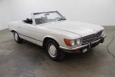 1972 Mercedes-Benz 450SL