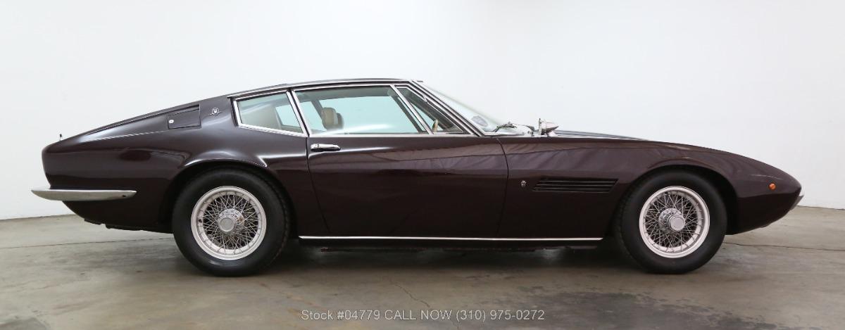 1968 Maserati Ghibli | Beverly Hills Car Club