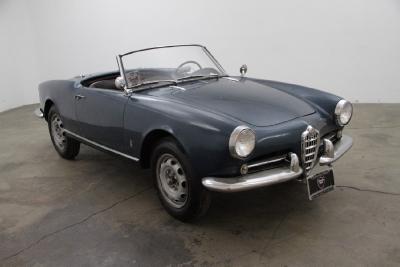 1957 Alfa Romeo   width=