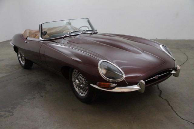1961 Jaguar XKE Roadster
