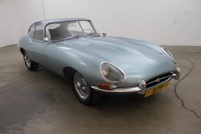 1965 Jaguar XKE Fixed Head Coupe 4.2