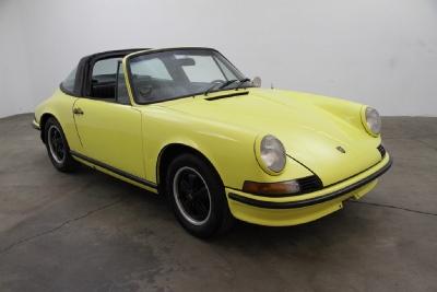 1971 Porsche 911E Targa