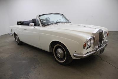 1968 Rolls Royce Drophead