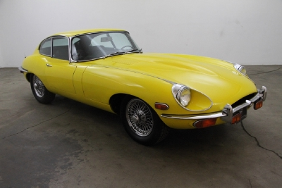 1970 Jaguar XKE FHC