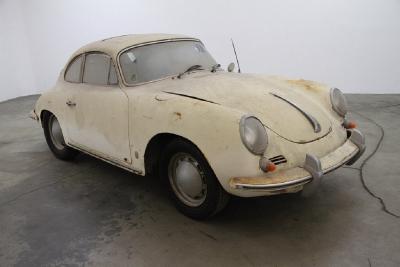 1962 Porsche 356B Sunroof