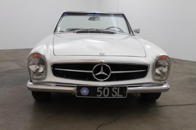 1967 mercedes benz 250sl beverly hills car club for Mercedes benz service beverly hills