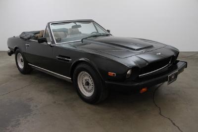 1984 Aston Martin V8 Volante Drop Head Coupe