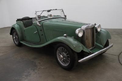 1954 MG TD