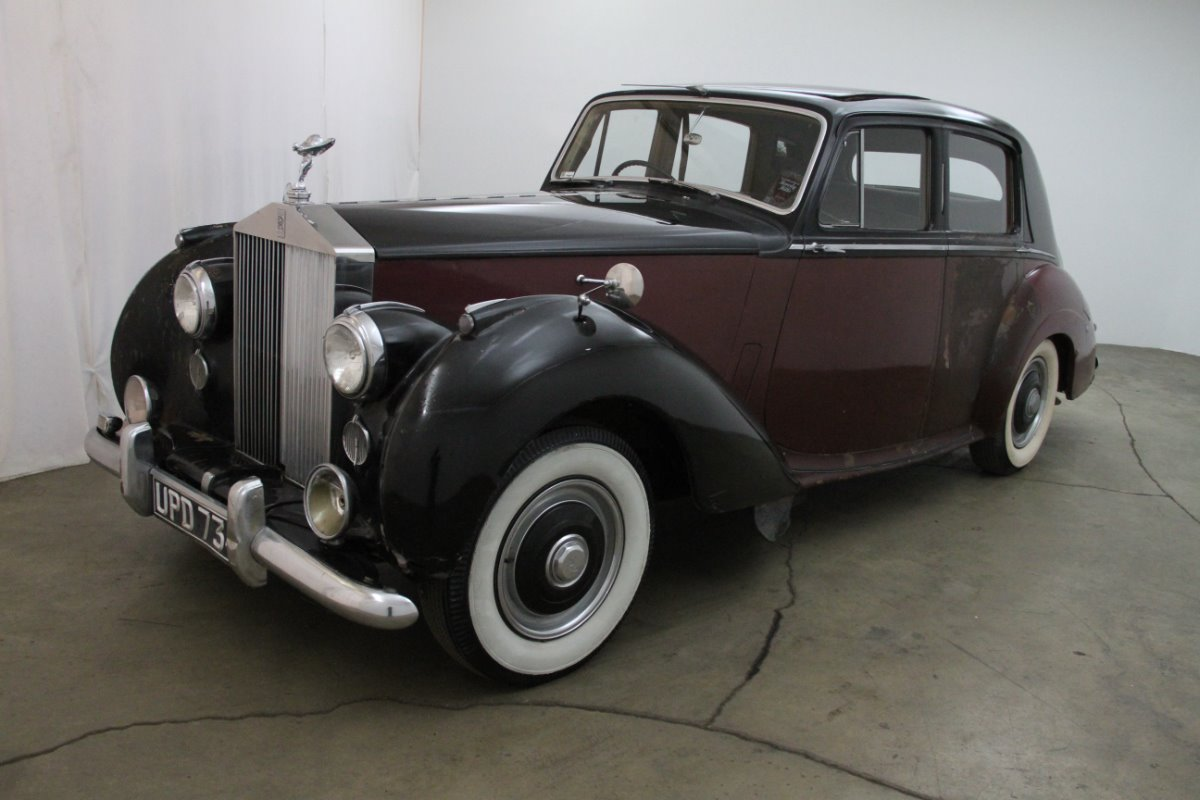 Used 1954 Rolls Royce Silver Dawn Right Hand Drive | Los Angeles, CA