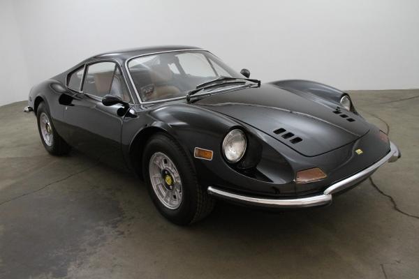 1972 Ferrari Dino 246GT Coupe