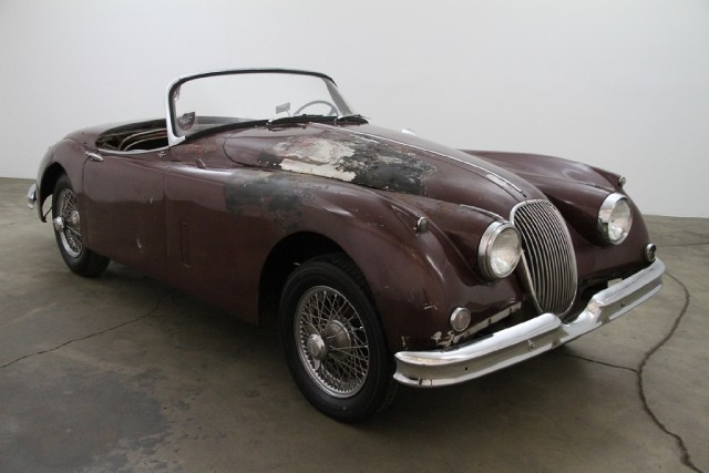 1960 Jaguar XK150 S Roadster