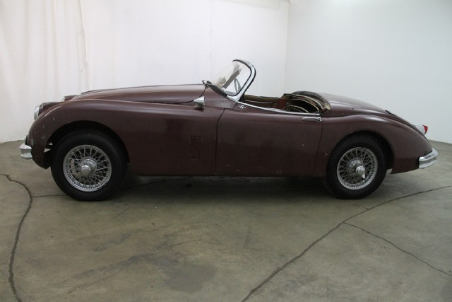 Used 1960 Jaguar XK150 S Roadster | Los Angeles, CA