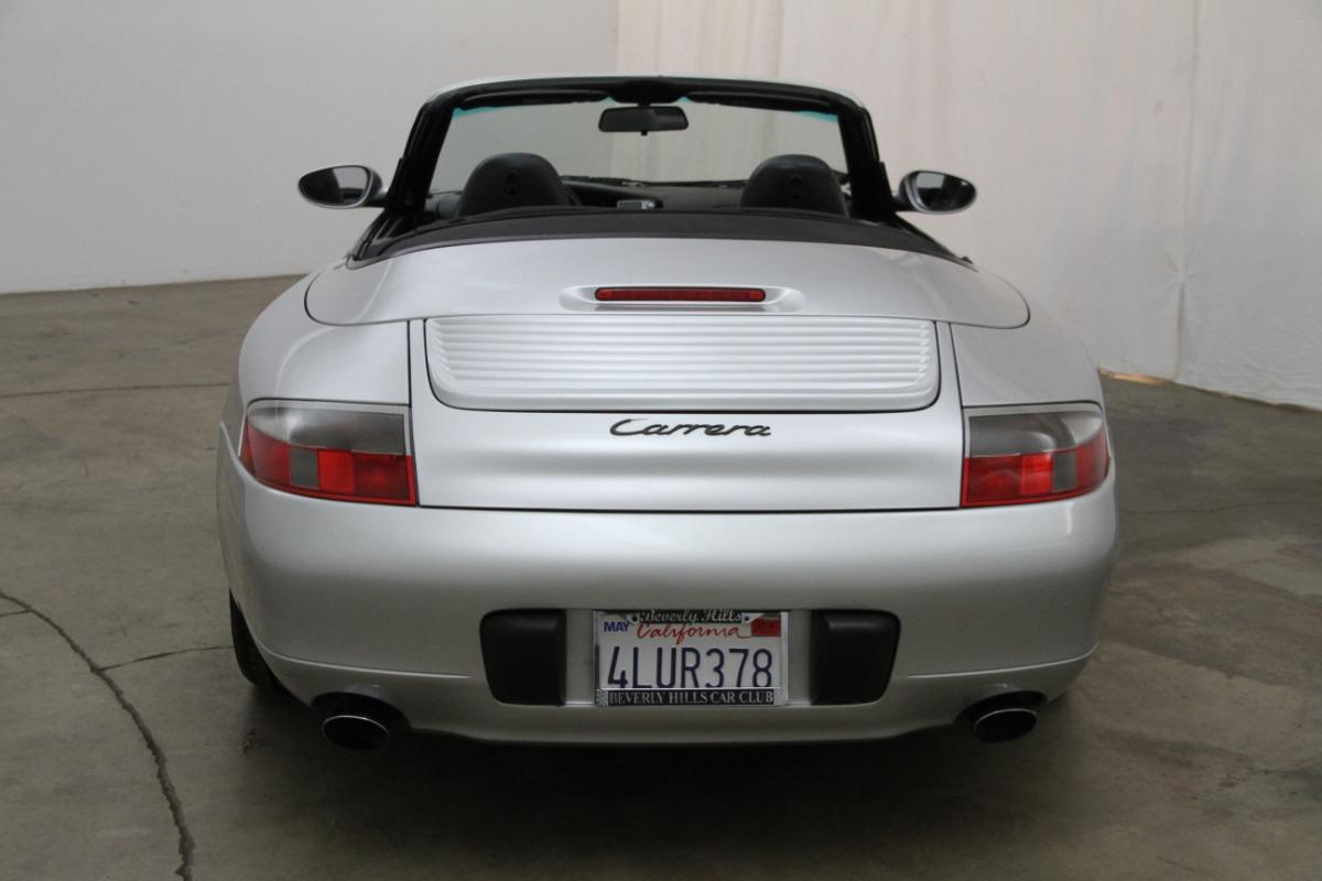 Used 2000 Porsche Carrera Cabriolet | Los Angeles, CA