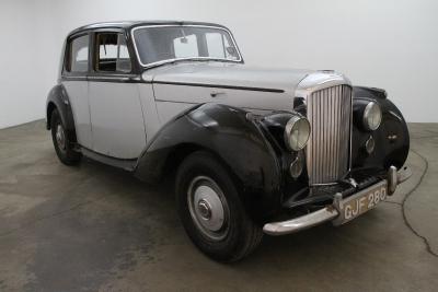 1950 Bentley MK IV RHD