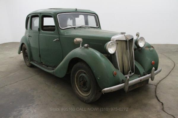 1952 MG YT RHD