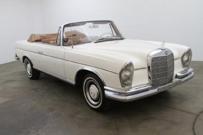 1964 Mercedes-Benz 300SE Cabriolet