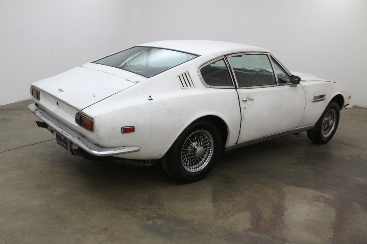 1969 Aston Martin DBS Coupe RHD | Beverly Hills Car Club