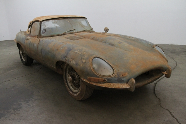 1962 Jaguar XKE Series I Flat floor Roadster