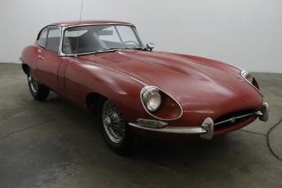 1967 Jaguar XKE Series 1.5 Fixed Head Coupe