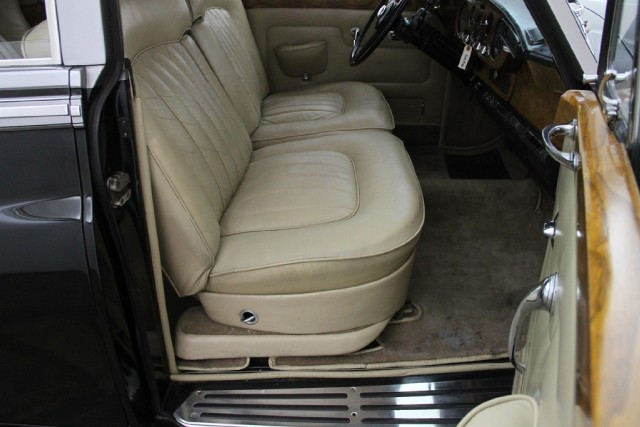 Used 1964 Rolls Royce Silver Cloud III Left Hand Drive | Los Angeles, CA