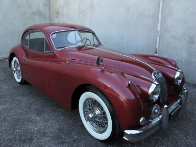 1956 Jaguar XK140 MC Fixed Head Coupe