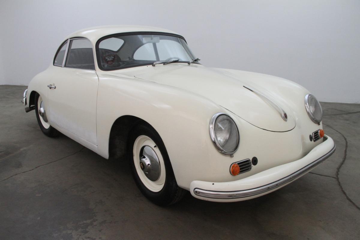1957 Porsche 356A Coupe T1A 1600 - YouTube  |1957 Porsche 356a