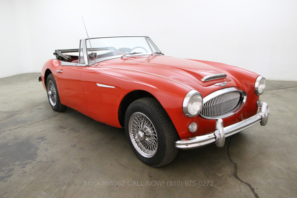 1967 austin healey 3000 for sale 49 500 1472604. Black Bedroom Furniture Sets. Home Design Ideas
